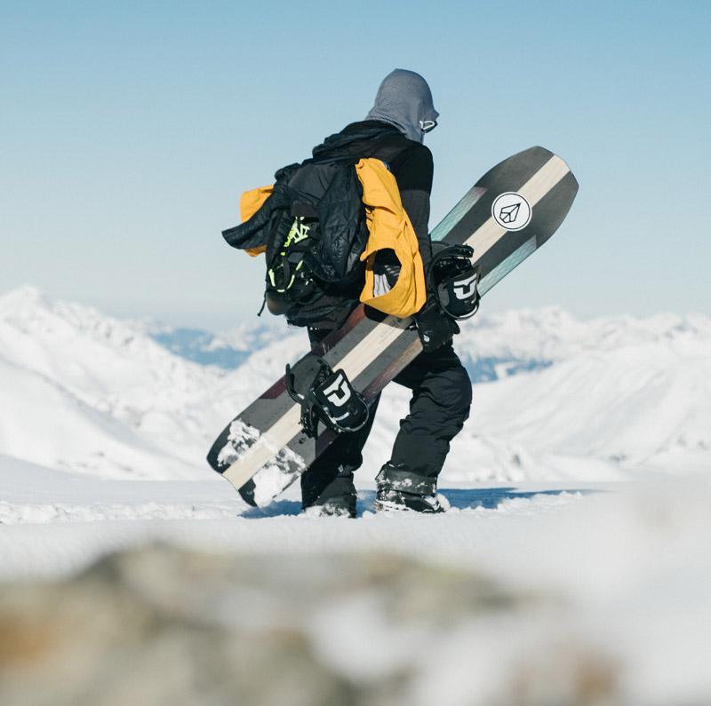 Arbor Snowboards Vertrieb Schweiz