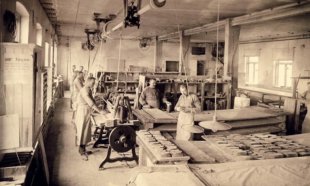 Tretorn History 1891