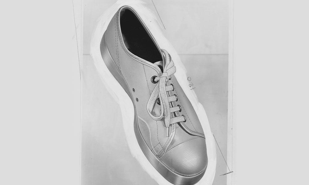 Tretorn Racket Shoe 1961