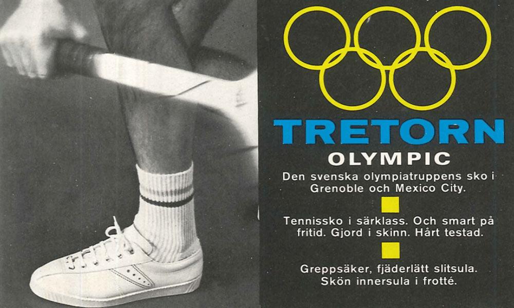 Tretorn Olympic 1968