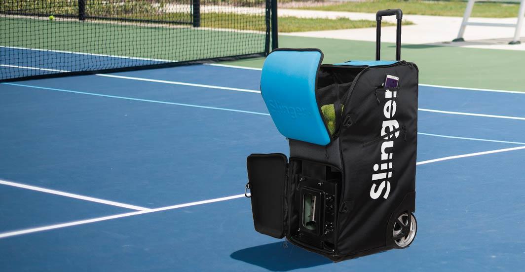 slinger tennis ball launch bag kaufen
