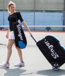 tennis bal launchbag kaufen